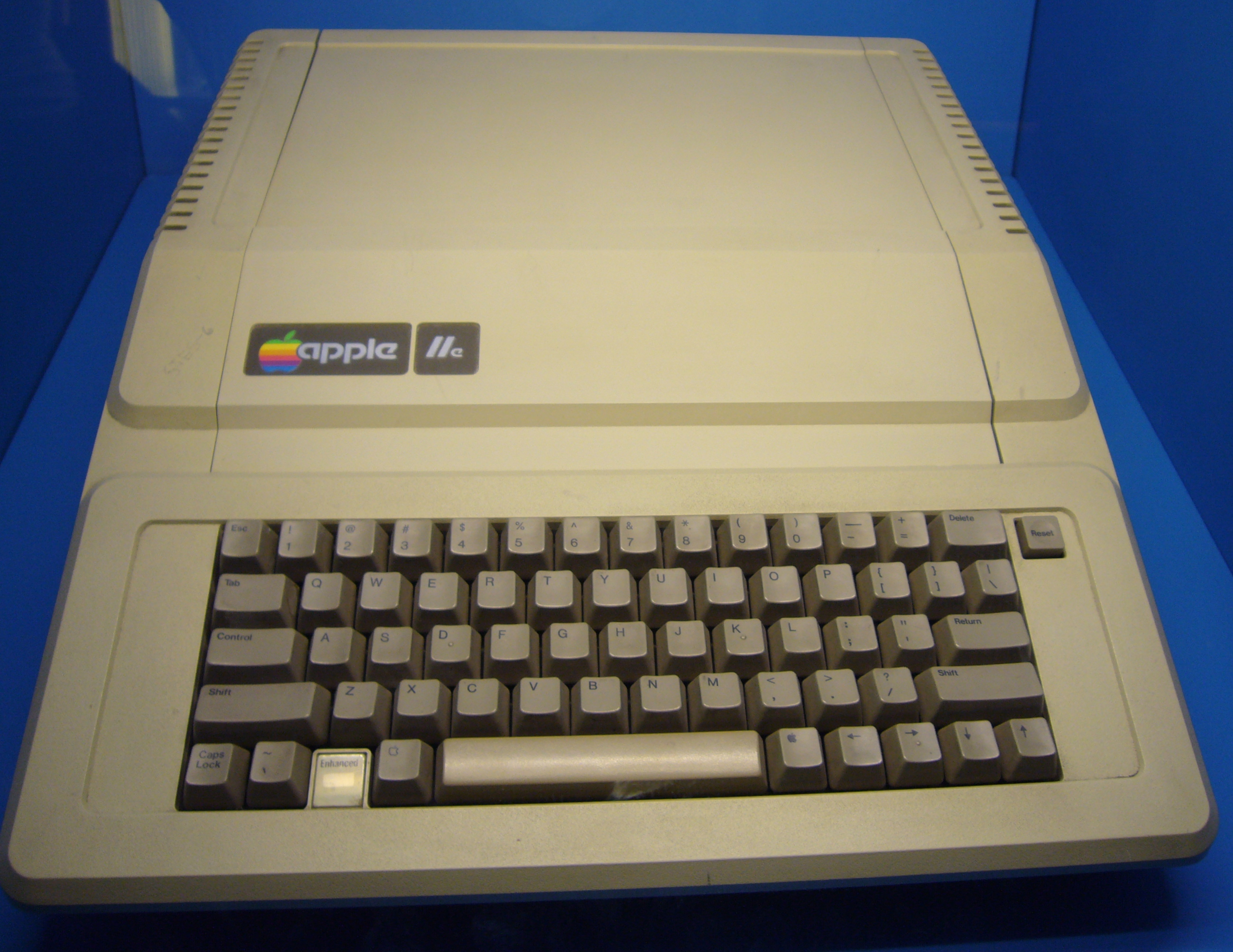 An Apple II!