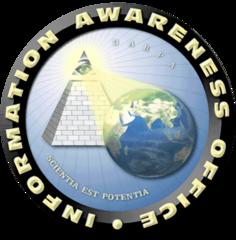 Information Awareness graphic.