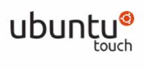 Ubuntu Touch logo.